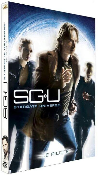 Stargate Universe : Le pilote (version longue)