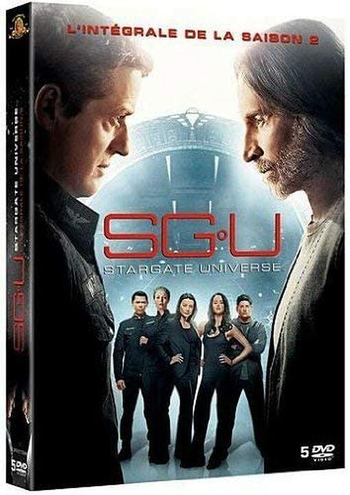 Stargate Universe : Intégral saison 2