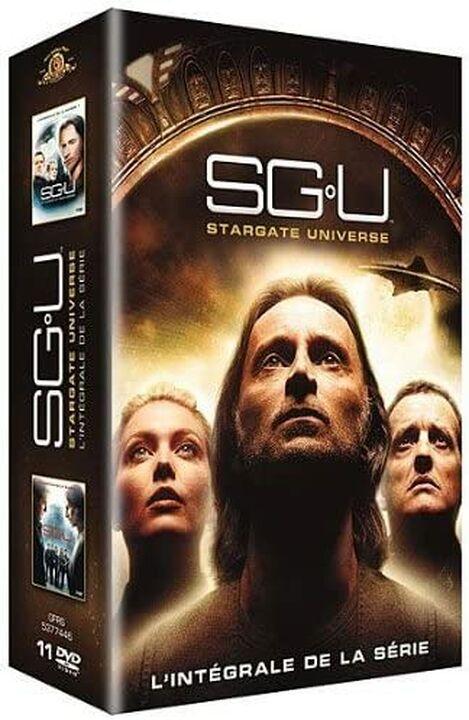Stargate Universe : L'Intégrale (S1 + S2)