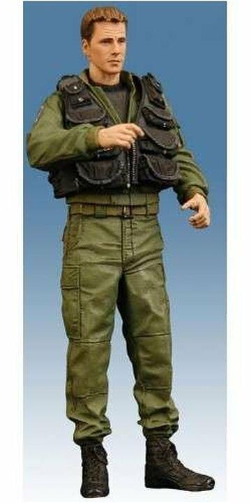 Diamond Select Toys - Lt. Colonel Cameron Mitchell - Série 3