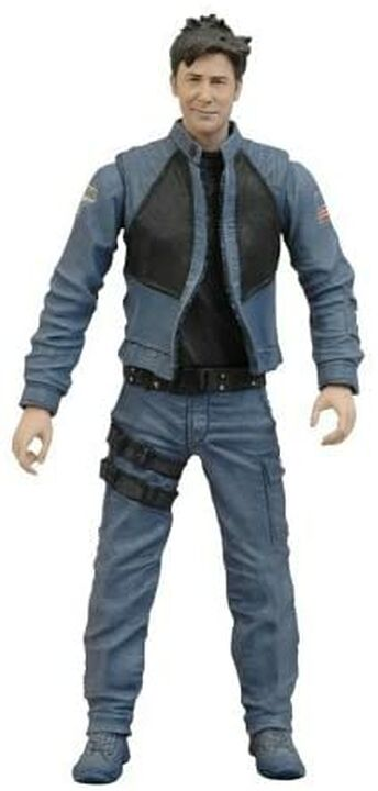 Diamond Select Toys - Lt. Colonel John Sheppard - Série 1