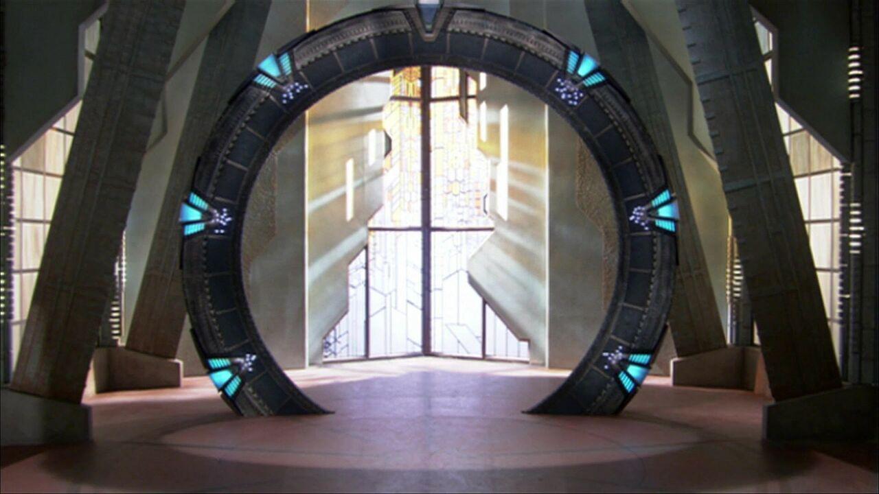Porte des étoiles pégasienne