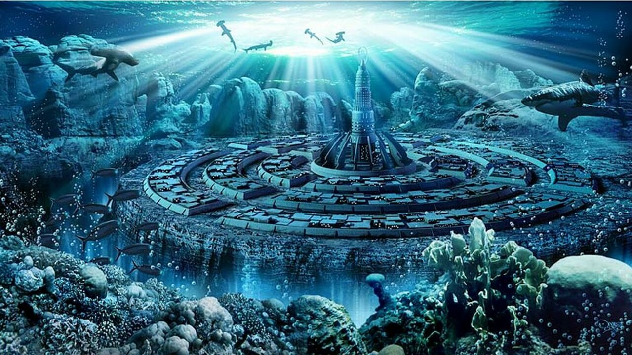 Atlantis / Atlantide