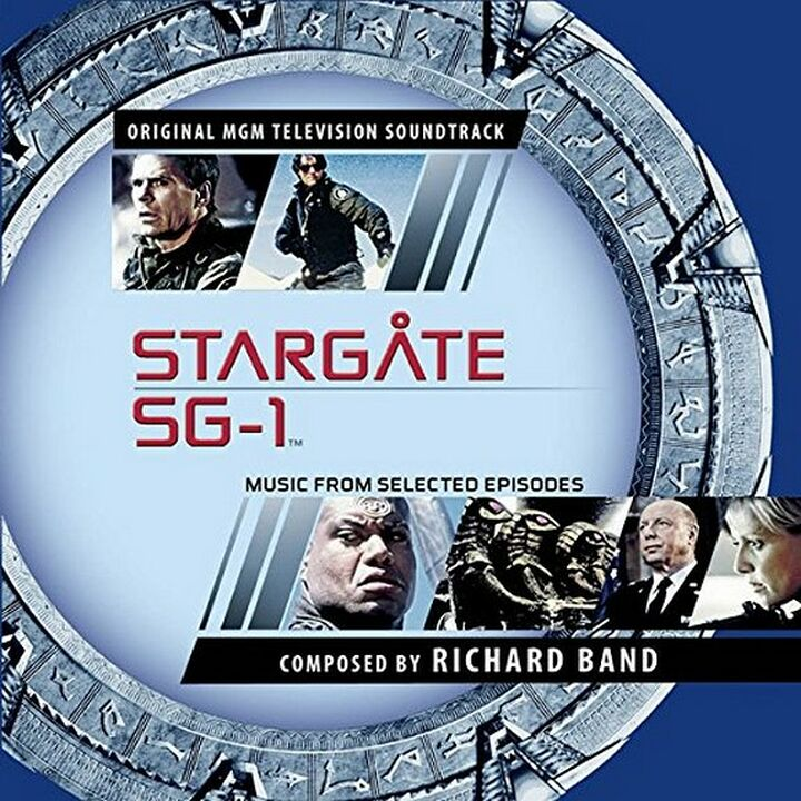 Stargate SG-1 : Music from Selected Episodes