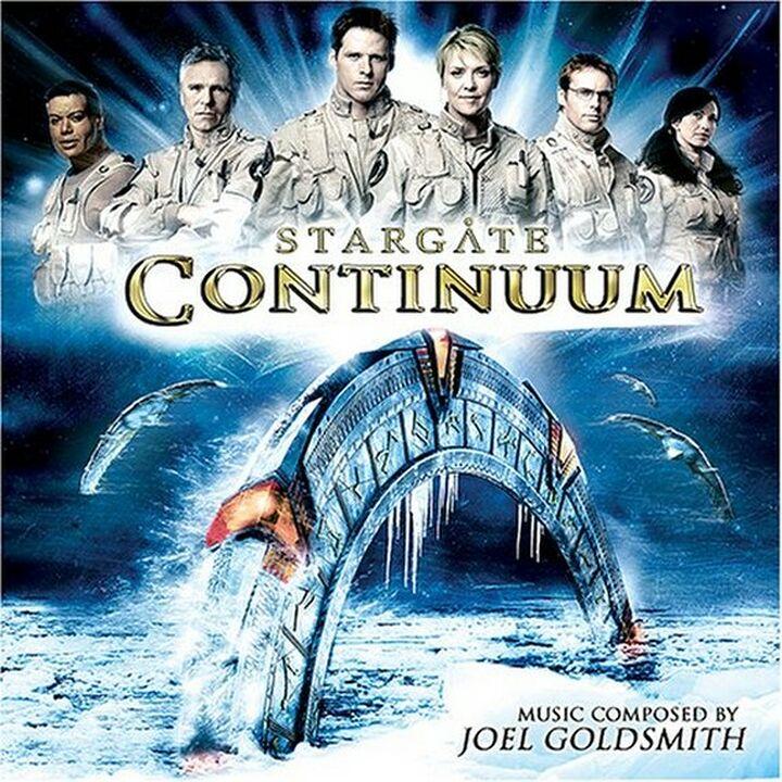 Stargate : Continuum soundtrack