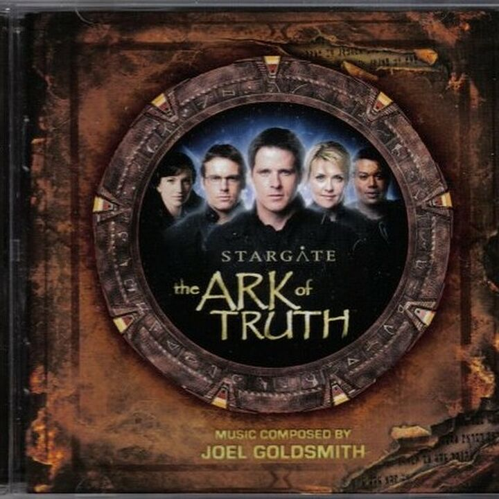 Stargate : The Ark of Truth soundtrack