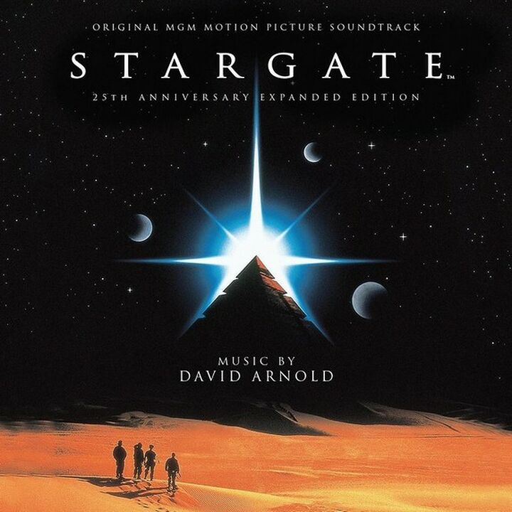 Stargate Soundtrack (25th Anniversary Expanded Edition)