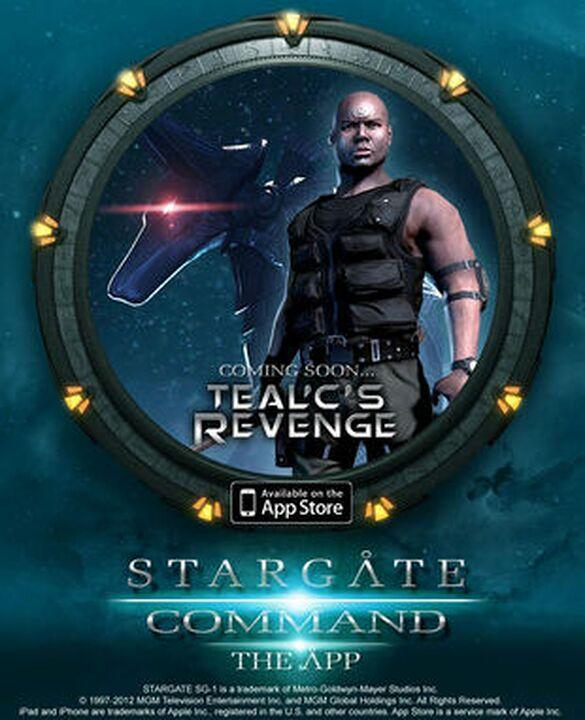 Stargate Command : Teal'c's Revenge
