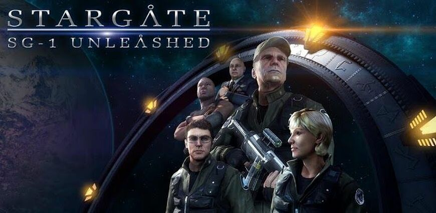 Stargate SG-1 : Unleashed