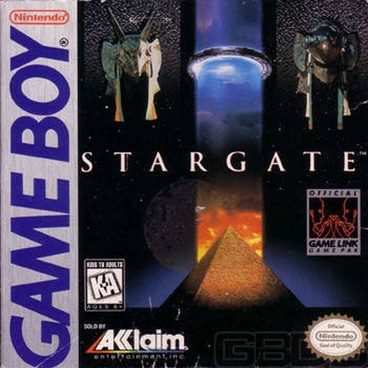 Stargate (Gameboy/Game Gear)