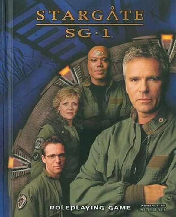 Stargate SG-1 : Roleplaying Game