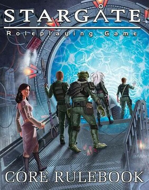 Stargate Roleplaying Game : Core Rulebook