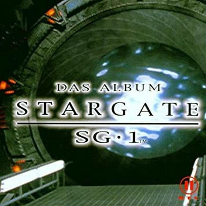 Stargate SG-1 : Das Album