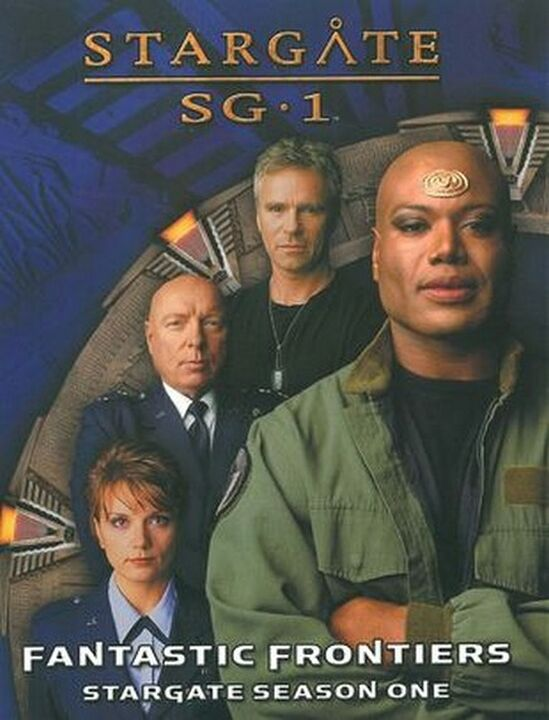 Fantastic Frontiers : Stargate Season One