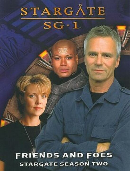 Friends and Foes : Stargate Season Two