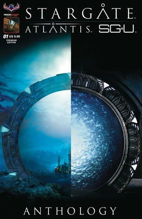 Stargate Atlantis / Universe Anthology #1