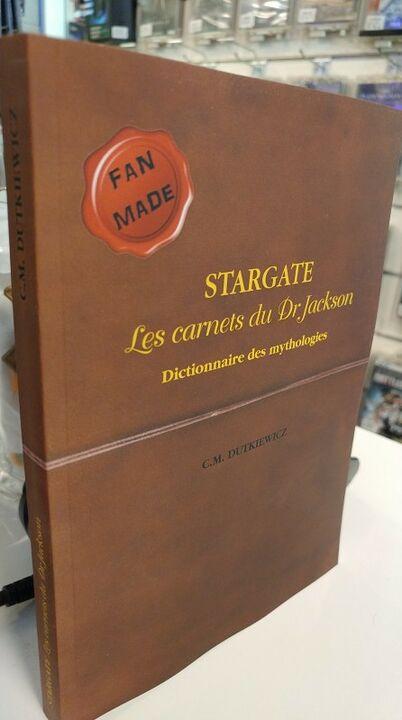 Stargate : Les carnets du Dr Jackson