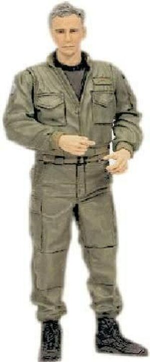 Diamond Select Toys - General Jack O'Neill - Série 1