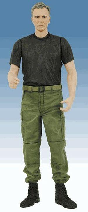 Diamond Select Toys - Général Jack O'Neill