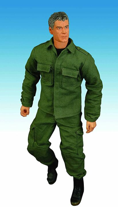 Diamond Select Toys - Colonel Jack O'Neill (12 pouces)