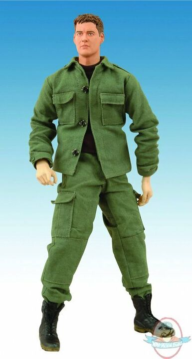 Diamond Select Toys - Colonel Cameron Mitchell (12 pouces)