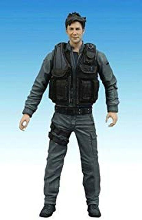 Diamond Select Toys - John Sheppard (Tenue combat) - Série 1