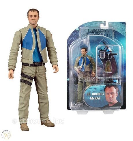 Diamond Select Toys - Docteur Rodney McKay - Série 2
