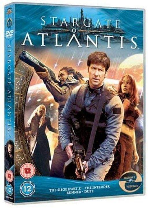 Stargate Atlantis : Saison 2 - volume 1