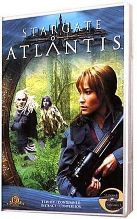 Stargate Atlantis : Saison 2 - volume 2