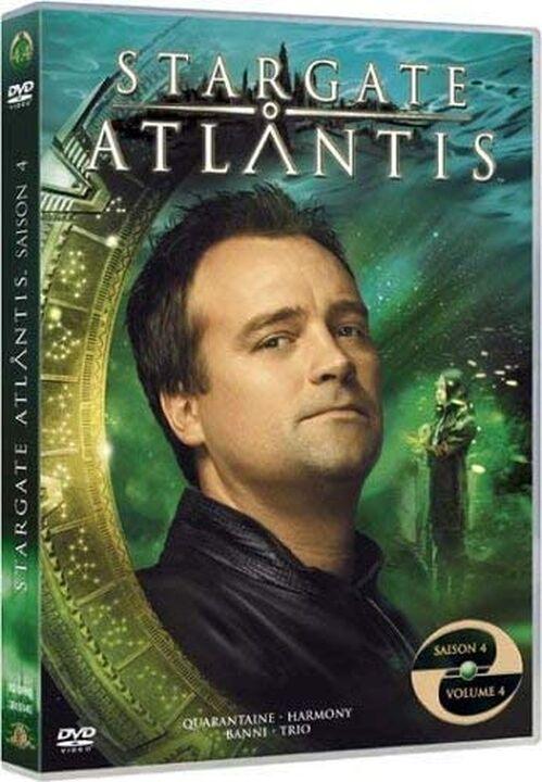 Stargate Atlantis : Saison 4 - volume 4