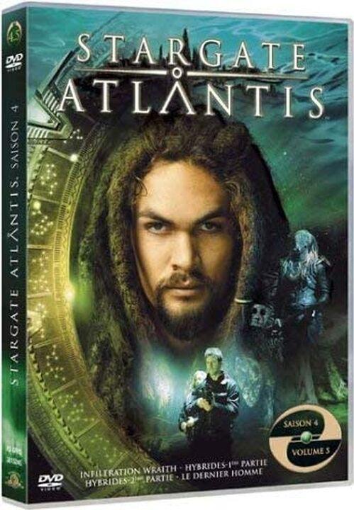 Stargate Atlantis : Saison 4 - volume 5