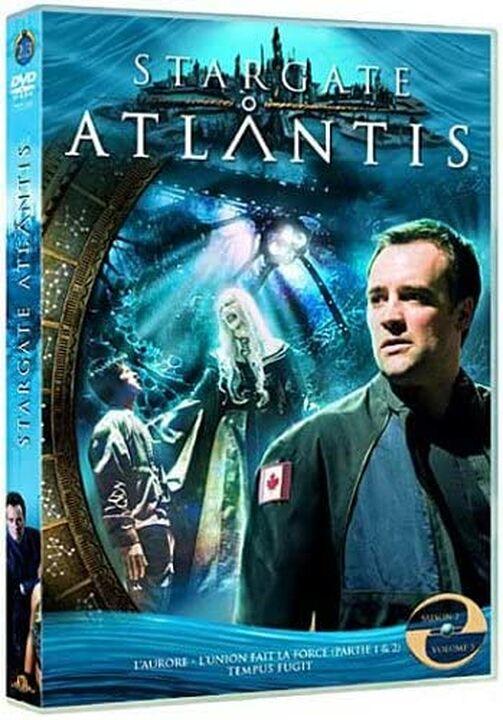 Stargate Atlantis : Saison 2 - volume 3