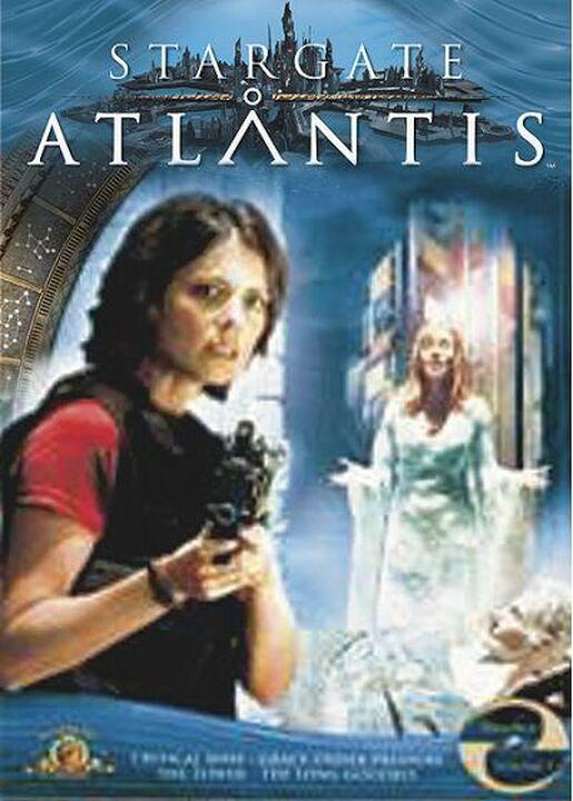 Stargate Atlantis : Saison 2 - volume 4