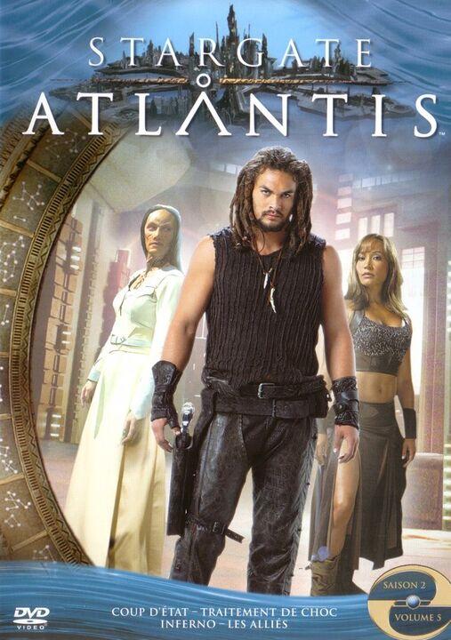 Stargate Atlantis : Saison 2 - volume 5