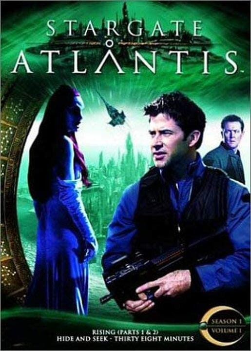 Stargate Atlantis : Saison 1 - volume 1