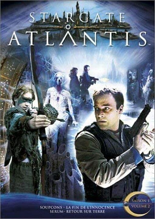 Stargate Atlantis : Saison 1 - volume 2