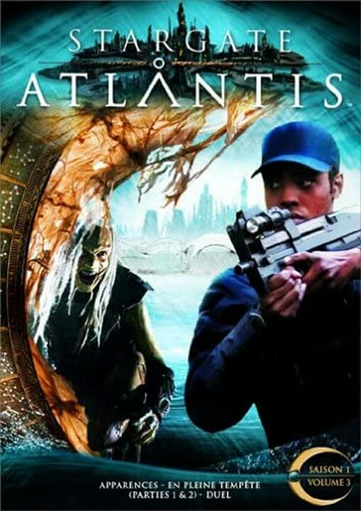 Stargate Atlantis : Saison 1 - volume 3