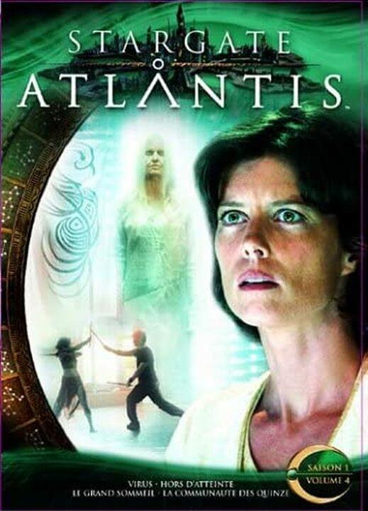 Stargate Atlantis : Saison 1 - volume 4