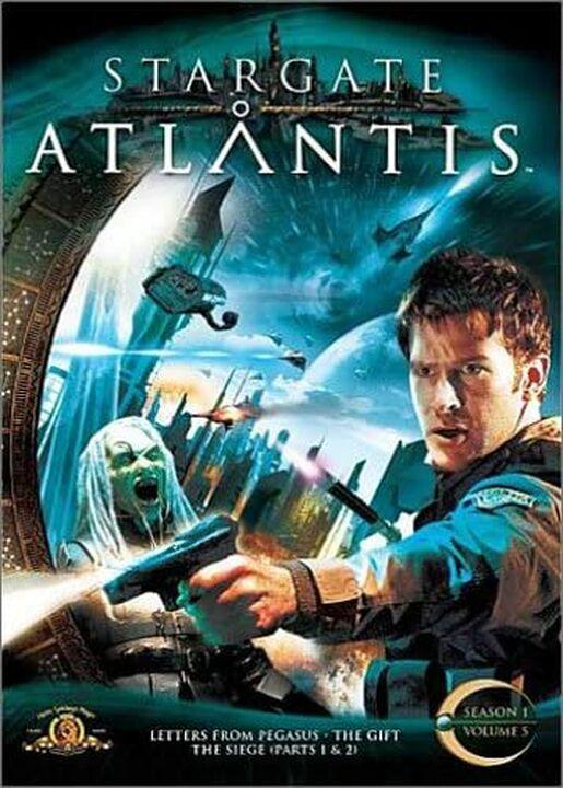 Stargate Atlantis : Saison 1 - volume 5
