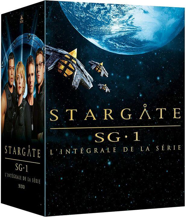 Stargate SG-1 : L'intégrale de la série