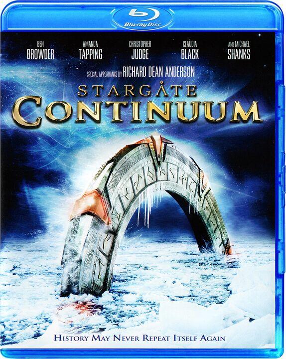 Stargate SG-1 : Continuum