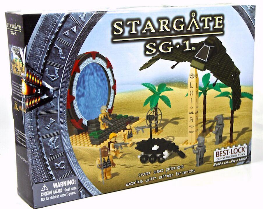 Best-Lock Construction Sets - Stargate SG-1