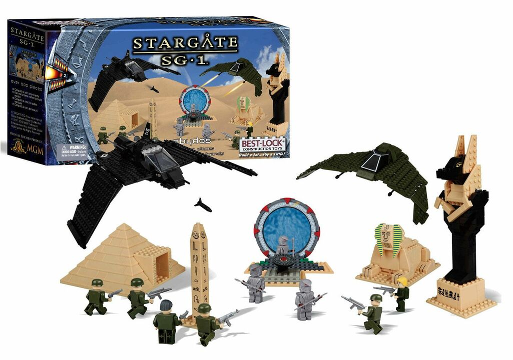 Best-Lock Construction Sets - Abydos