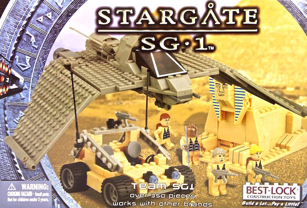 Best-Lock Construction Sets - Team SG-1