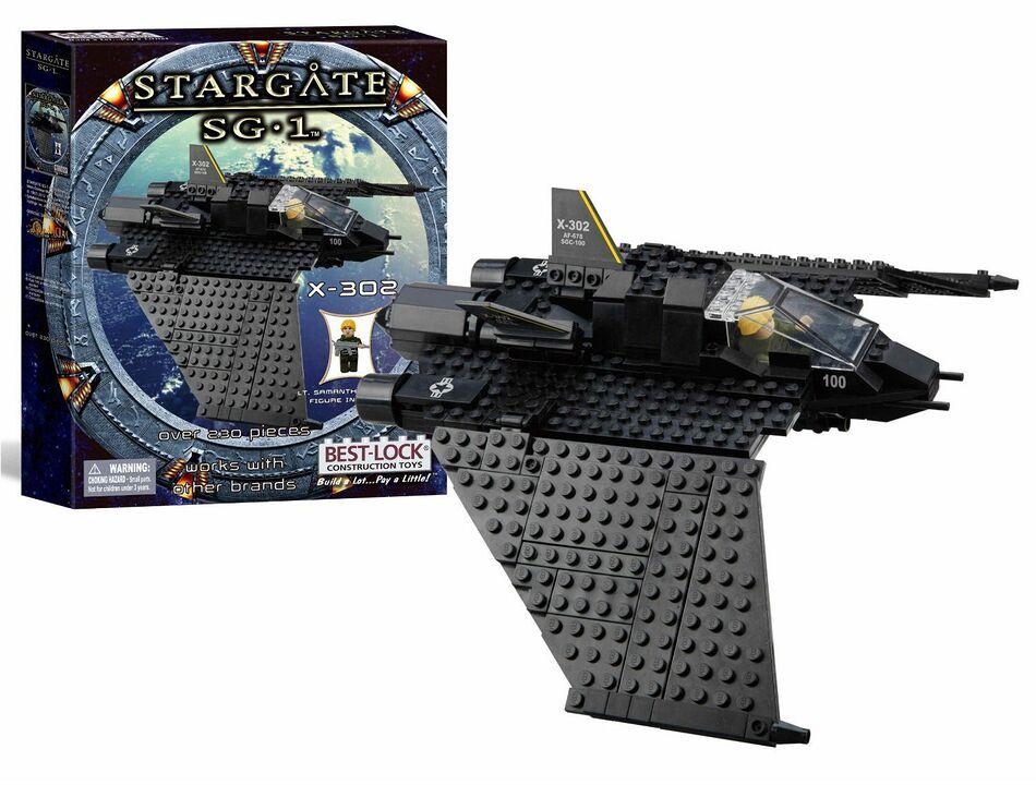 Best-Lock Construction Sets - X-302