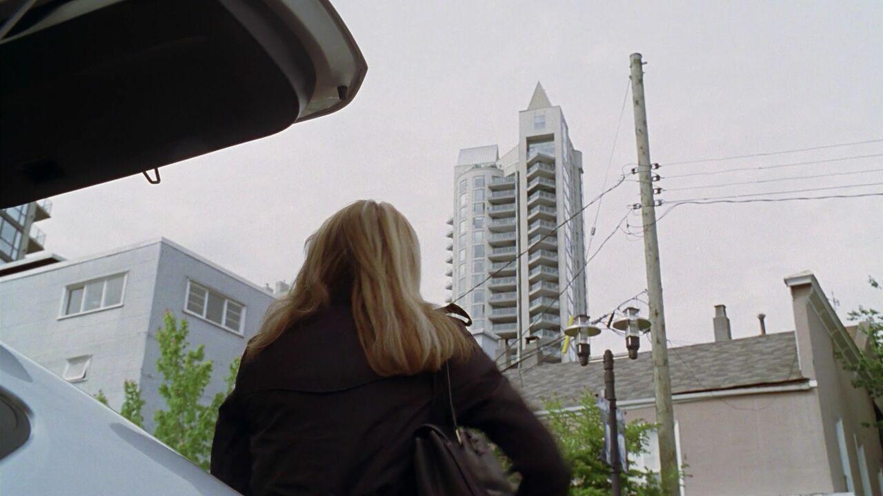 Rues près de l'appartement de Samantha Carter
