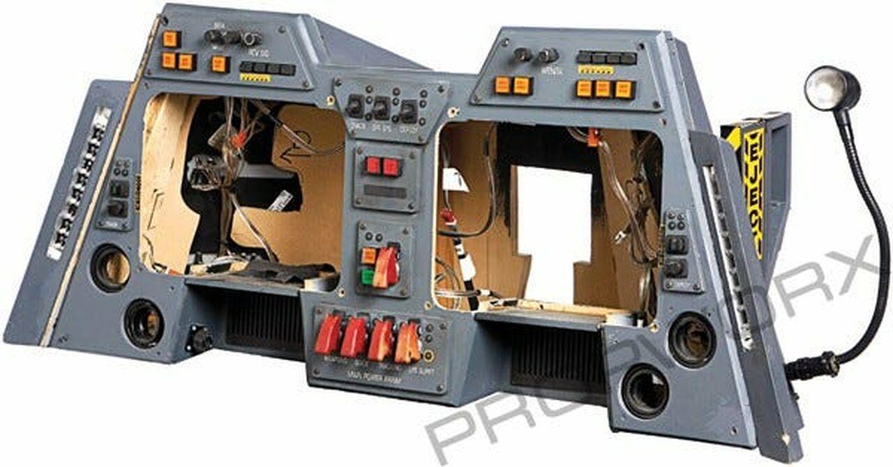 Instruments de pilotage F-302