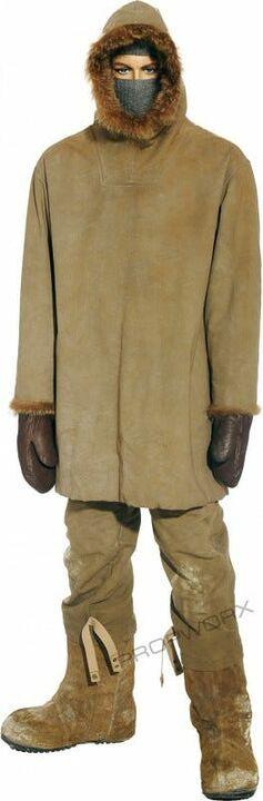 """Costume arctique Carter """"Continuum"""""""