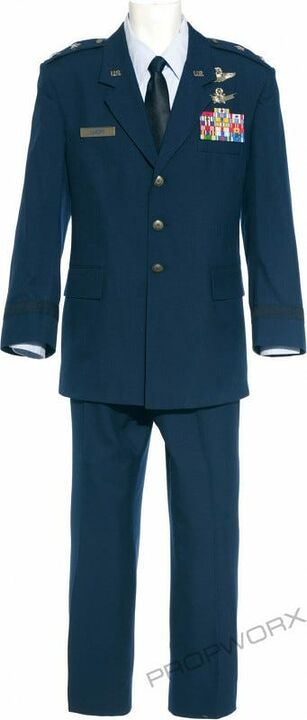 Costume bleu Landry
