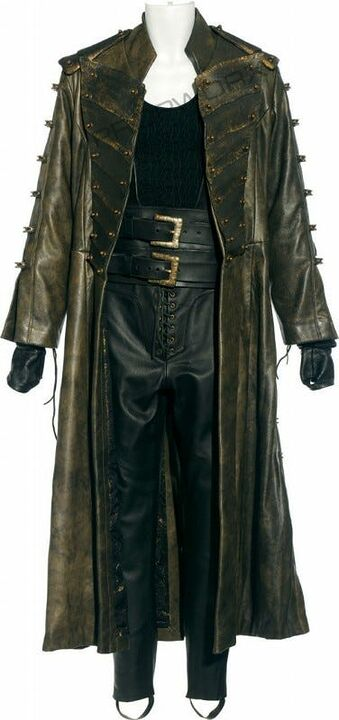 """Costume Ba'al alternatif """"Continuum"""""""